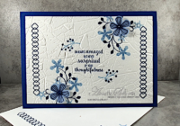 FREE PDF using Sale-A-Bration Products for the Color Challenge at Splitcoaststampers