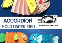 DIY Paper Fish Crafts - Red Ted Art - Make crafting with kids easy & fun