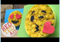 Paper Quilling for Beginners - Emoji Crafts - Easy DIY | Quilling Techniques Step by Step Flower